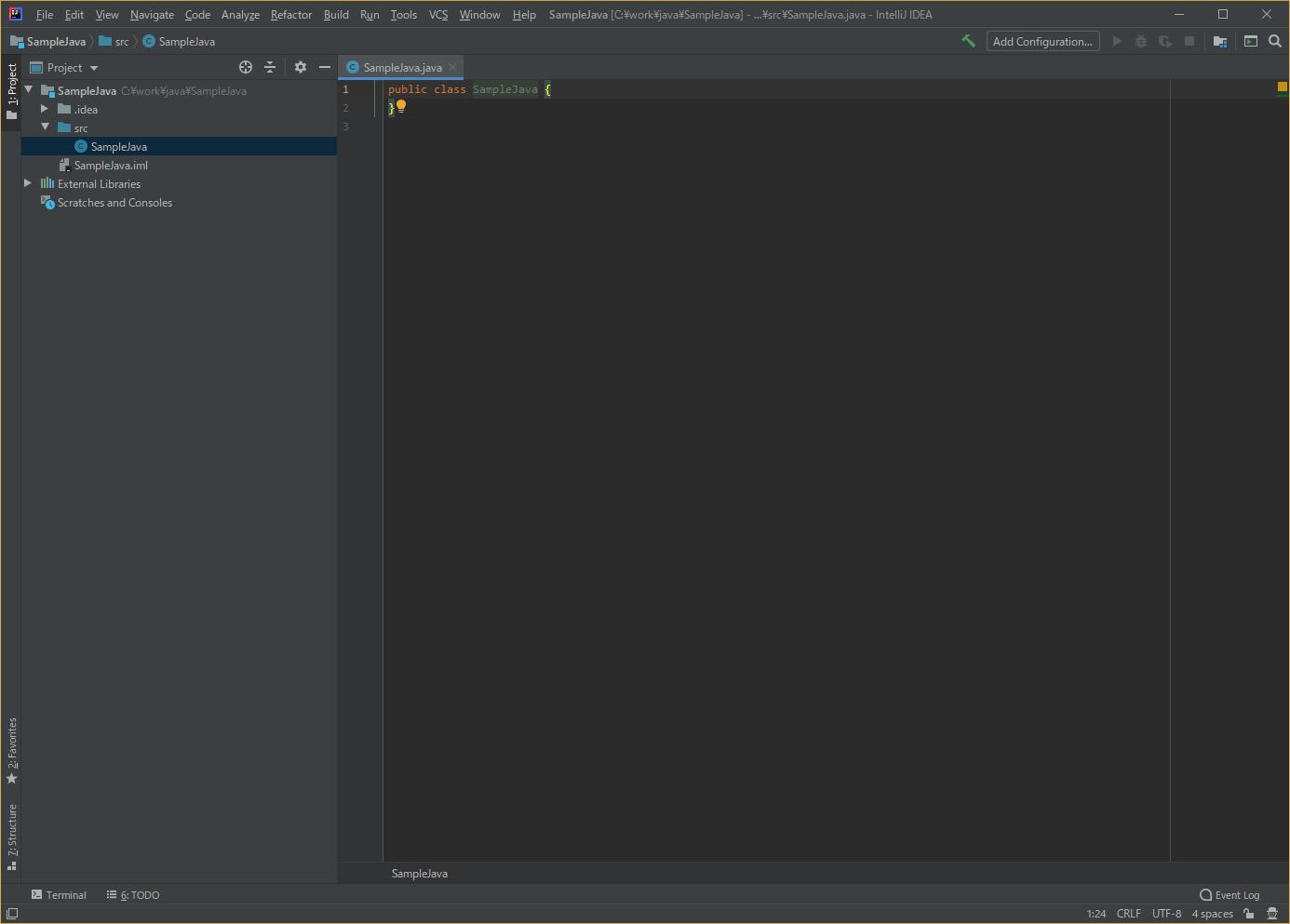 Java実行10