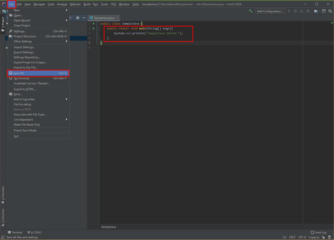 Java実行11