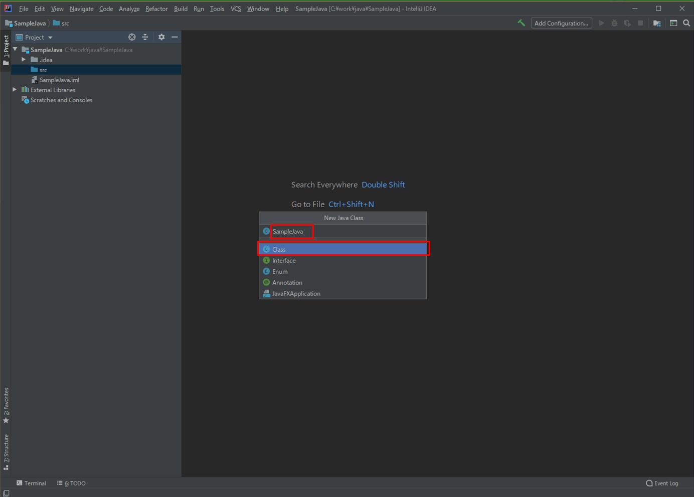 Java実行9