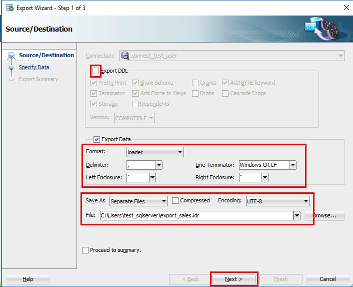 sqlldr制御ファイル作成2
