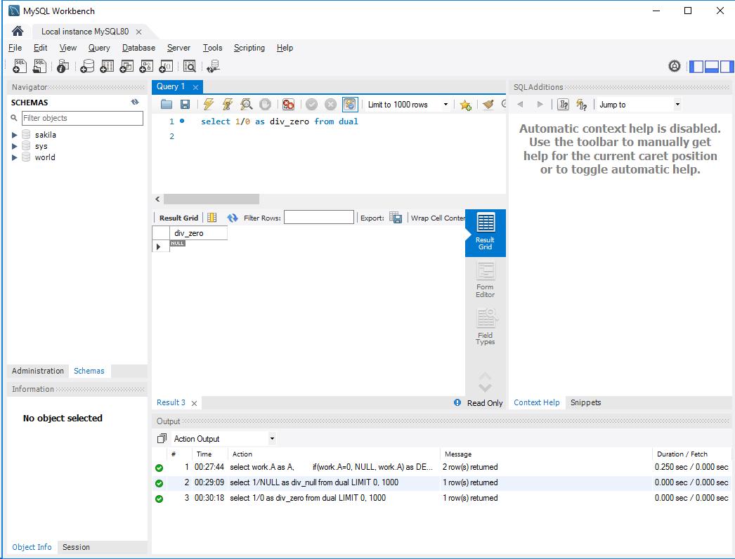 Mysql_0で除算