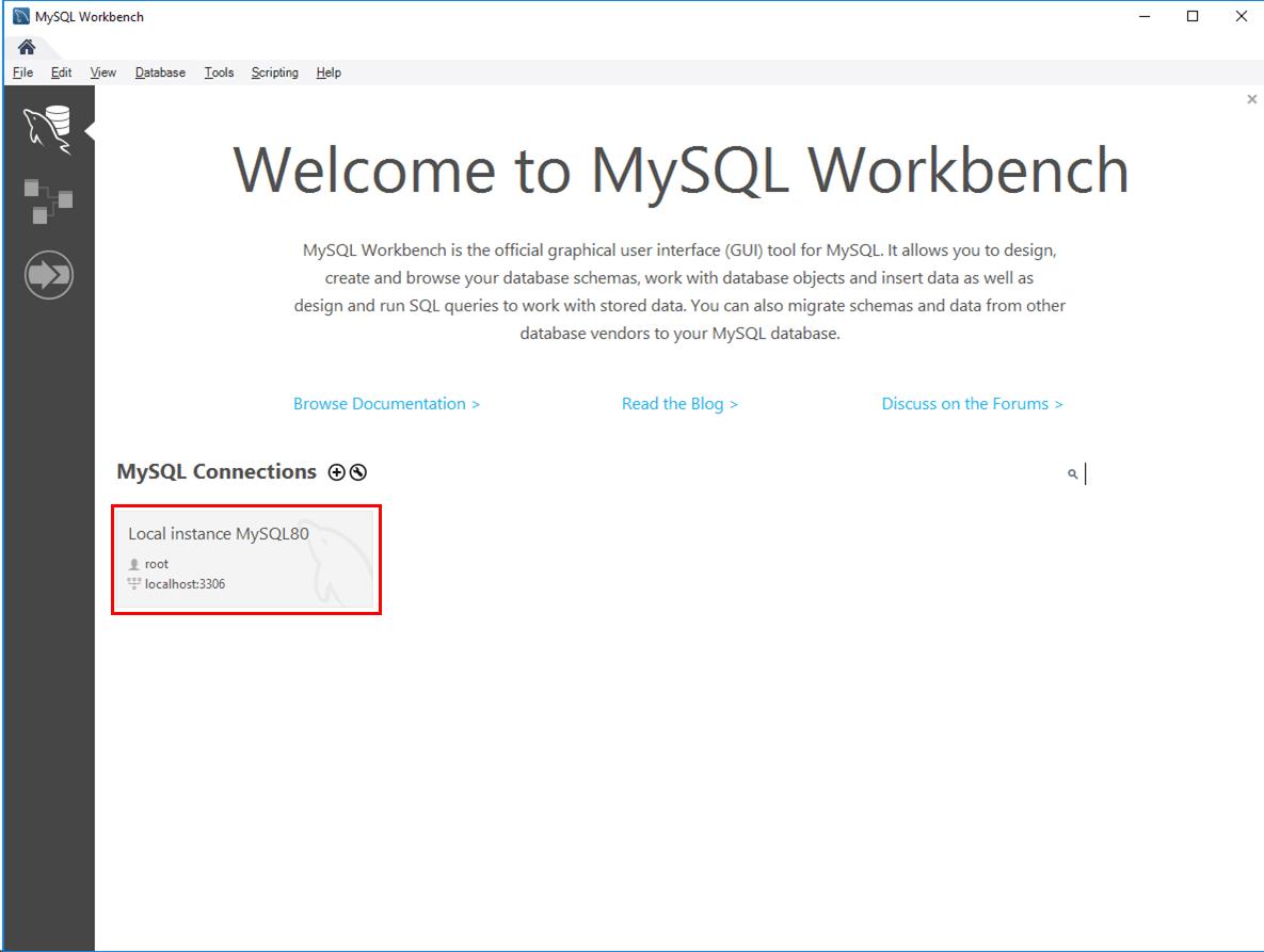 MySQLインストール2