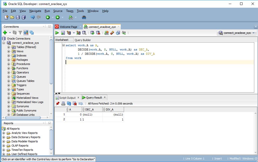 Oracle_0をnullに置き換えて除算