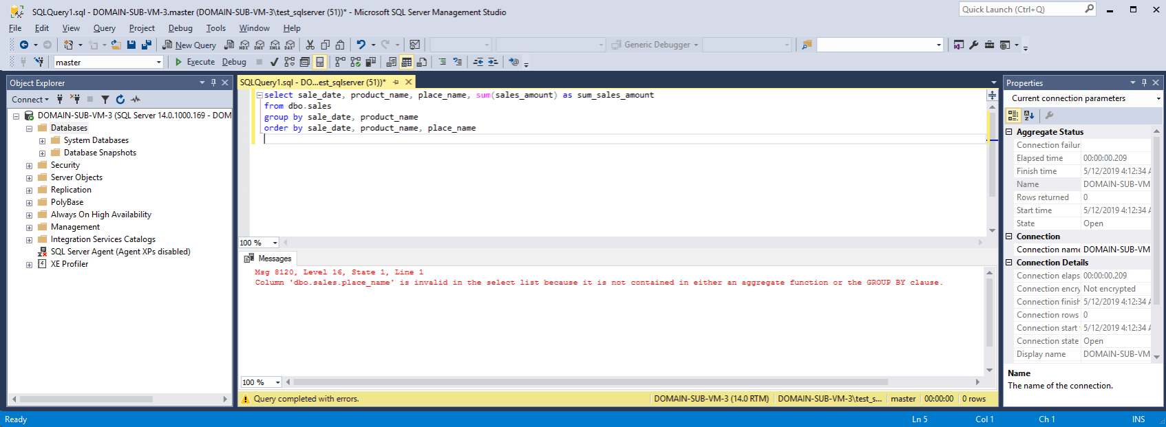 SQLServer_groupby実行結果2