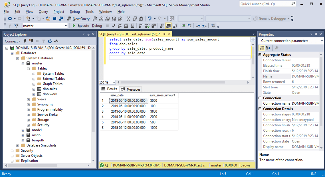 SQLServer_groupby実行結果3