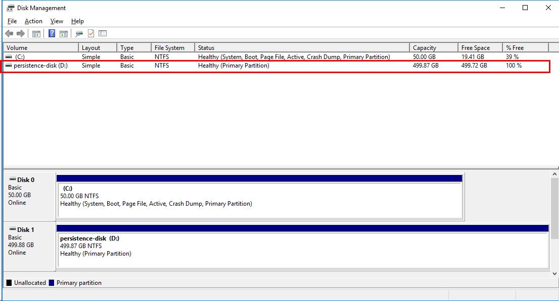 ディスクフォーマット11