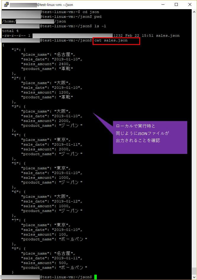 Java実行結果2