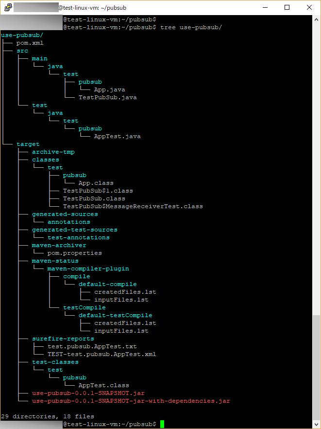 jarファイルの作成