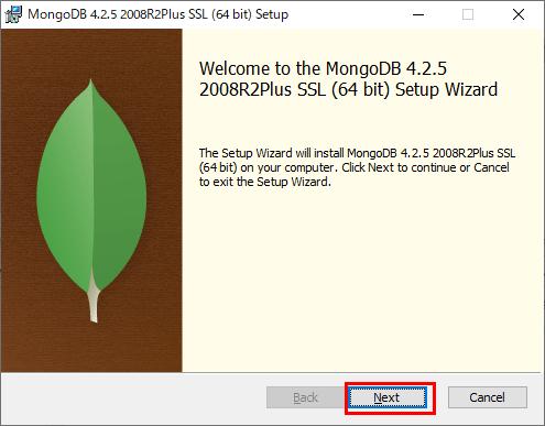 MongoDBインストール_2
