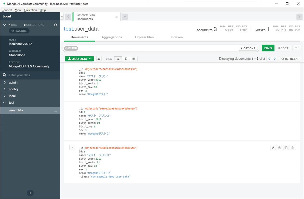 MongoDB_data